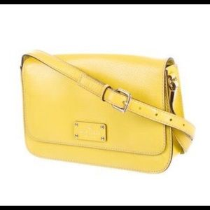 Kate Spade Wellesley Flynn Lemon Yellow